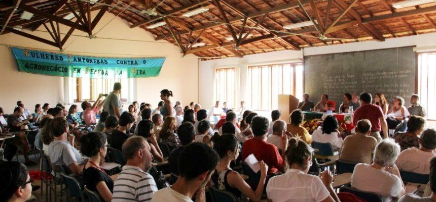 Encontro de Amigos do MST reforça luta pela Reforma Agrária