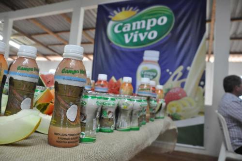 Indústria de laticínios é conquista do MST, afirma presidenta da Copran