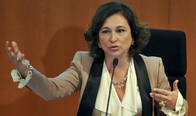 Kátia Abreu defende posse para latifúndio improdutivo