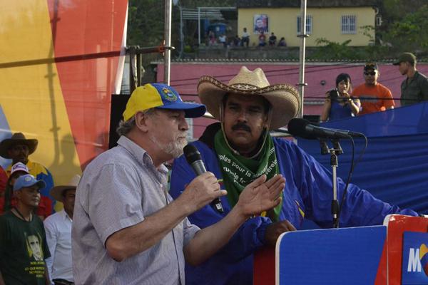 Movimentos da Alba anunciam apoio à Maduro e cobertura alternativa à eleição