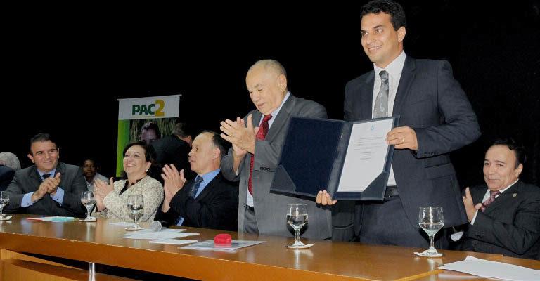 Filho de Kátia Abreu assume secretaria de regularização fundiária no Tocantins