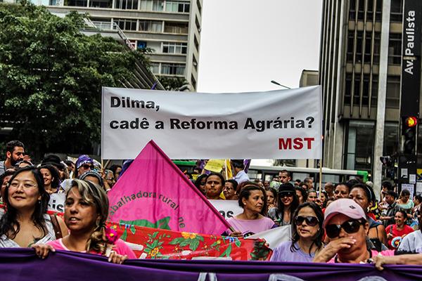 Mais de 1,6 mil mulheres participaram do encontro da Marcha Mundial