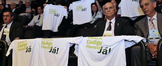 Najar Tubino: a promiscuidade da bancara ruralista