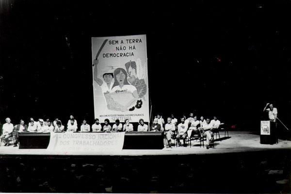 """Chicão: """"O congresso de 1985 é um marco histórico do MST. Demos uma nova cara à luta pela terra"""""""