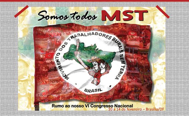 """Rumo ao 6° Congresso Nacional: """"Lutar, construir Reforma Agrária Popular!"""""""