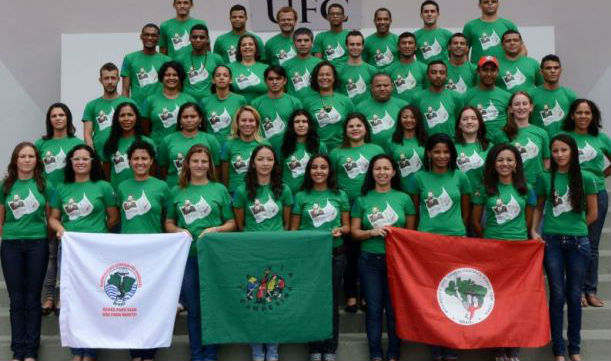 Primeira Turma de Jornalismo da Terra se forma na Federal do Ceará