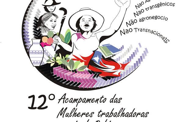 Mulheres do campo realizam 12º Acampamento da Bahia, em Salvador