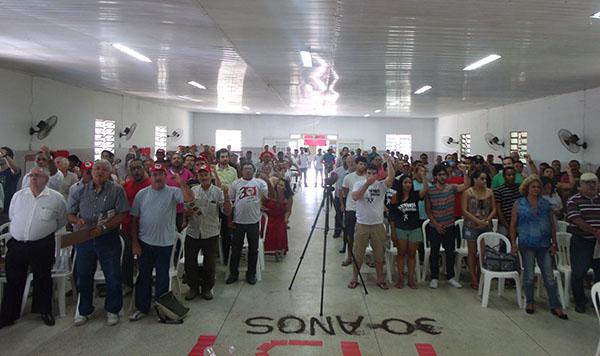 Amigos do MST realizam encontro em defesa da Reforma Agrária Popular
