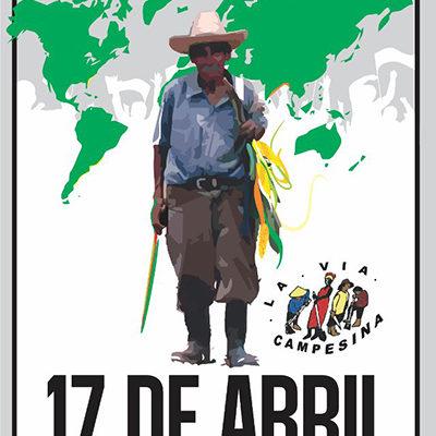 Camponeses realizam ações em todo mundo em defesa das sementes crioulas