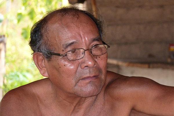 Hõpryre Ronore Jopikti Payaré: o grande chefe do povo Akarãtikatêjê