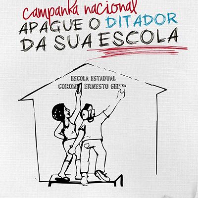 Campanha quer mudar nomes de escolas que homenageiam ditadores