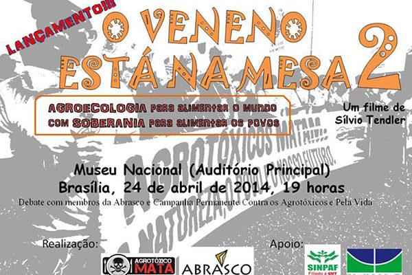Após lançamento no Rio, Veneno está na Mesa 2 estreia em Brasília nesta quinta