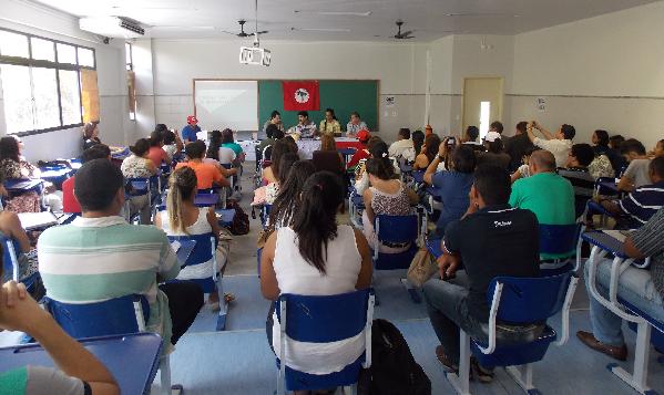 Com movimento estudantil, MST realiza Jornada da Reforma Agrária na UFS