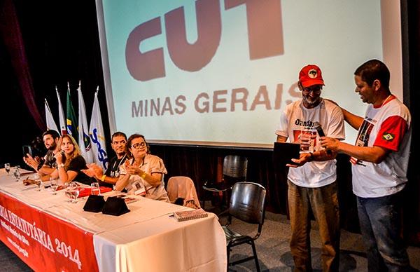 CUT homenageia os 30 anos do MST em Minas Gerais
