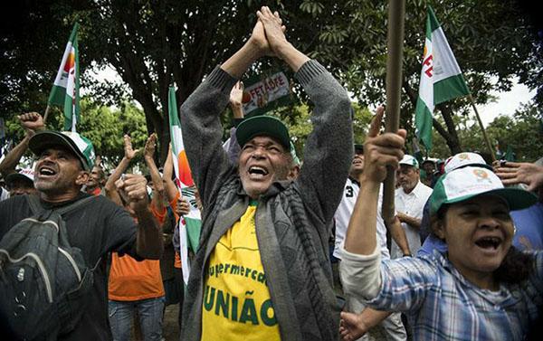 Trabalhadores rurais realizam dia de luta em todo o país