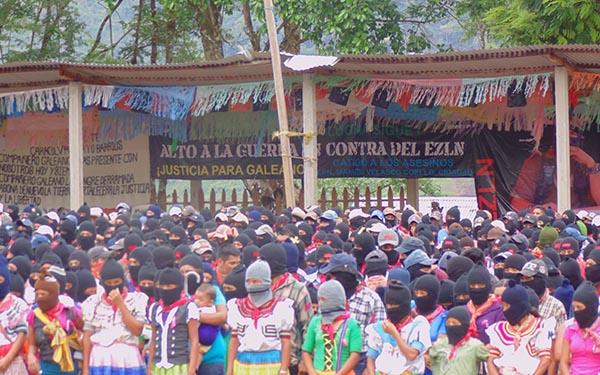 Brigada do MST participa de caravana em homenagem ao zapatista Galeano