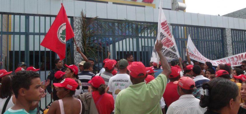 MST ocupa rádio no Sertão de Sergipe e exige democratização da comunicação