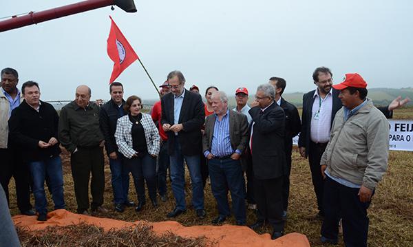 Em ato público, Sem Terra colocam a necessidade da Reforma Agrária