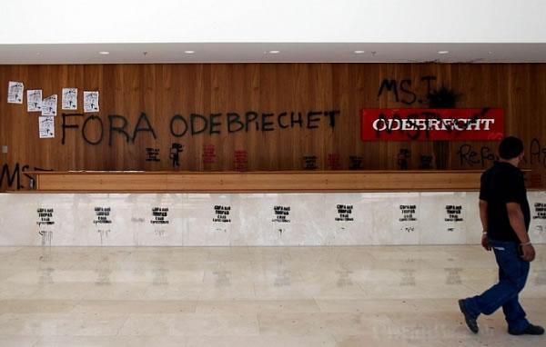 As quatro irmãs: Odebrecht, OAS, Camargo Corrêa e Andrade Gutierrez