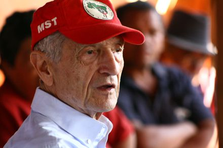 Perdemos um grande lutador pela Reforma Agrária no Brasil: Plínio de Arruda Sampaio