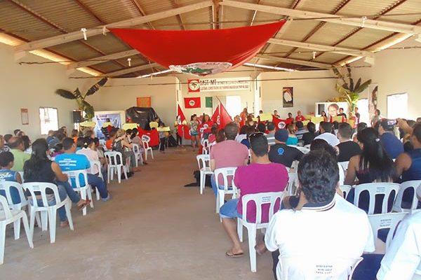 Sem Terra de Mato Grosso celebram 19 anos da primeira ocupação na região