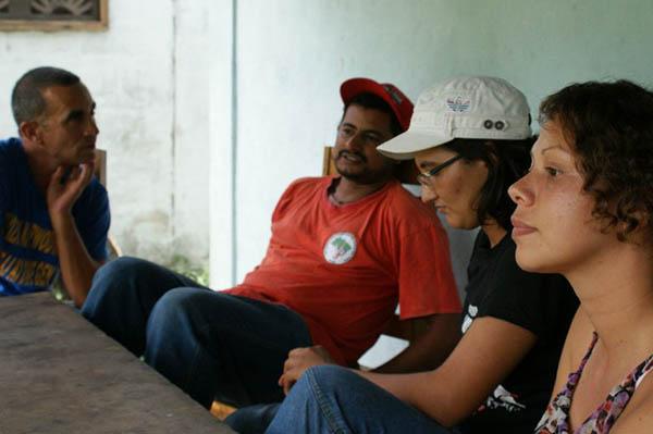 Com a Brigada Dessalines, Sem Terra ajudam movimentos sociais no Haiti