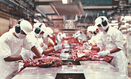 Lucro da indústria de carnes a custo da saúde e da soberania alimentar