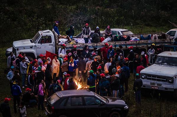 Juventude Sem Terra ocupa latifúndio na região de Governador Valadares
