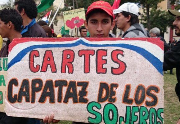 Dois anos depois do golpe, camponeses paraguaios sofrem com avanço da soja
