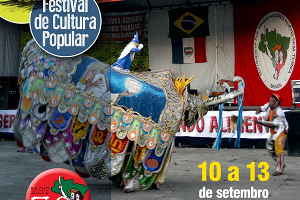 MST realiza Festival de Cultura Popular em sua 15ª Feira da Reforma Agrária