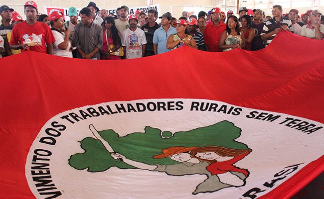 MST apresenta reivindicações e reafirma luta aos candidatos de Alagoas