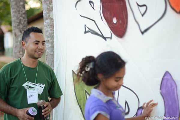 Jovens realizam encontro da juventude camponesa, Minas Gerias