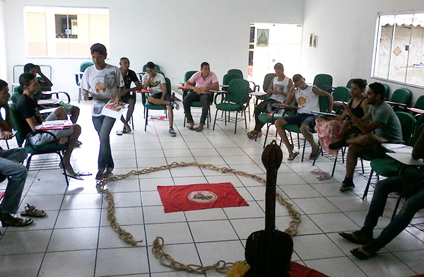 Juventude Sem Terra realiza encontro intersetorial na Amazônia