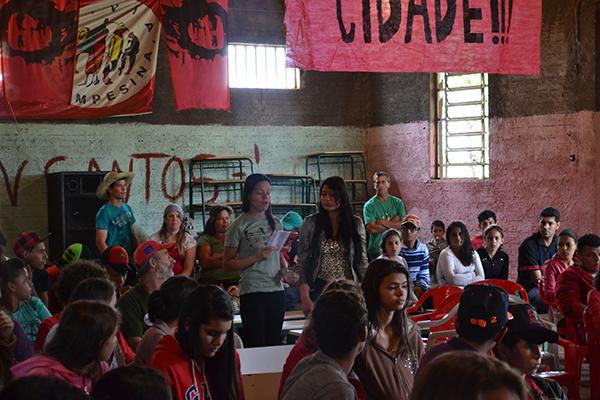Juventude Sem Terra realiza 1º seminário no noroeste do Paraná