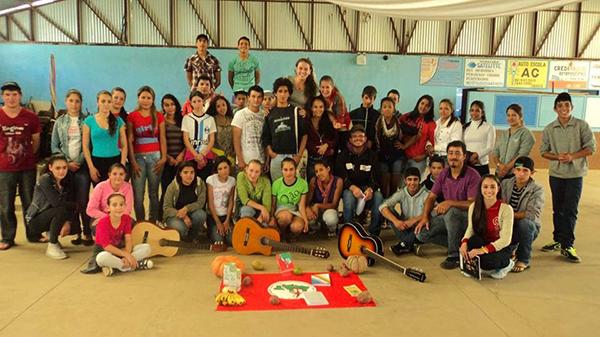 UFSC recebe 300 jovens assentados da Reforma Agrária