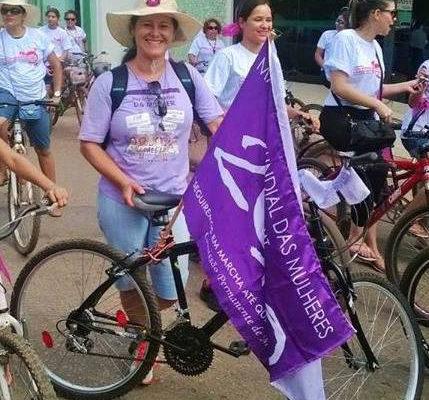 Movimentos sociais perdem mais uma grande guerreira: Lucia Gonçalves