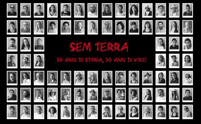 Sem Terra: 30 anos de história, 30 anos de rostos