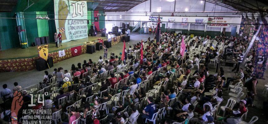 Brasil recebe 14° Acampamento da juventude latino-americana