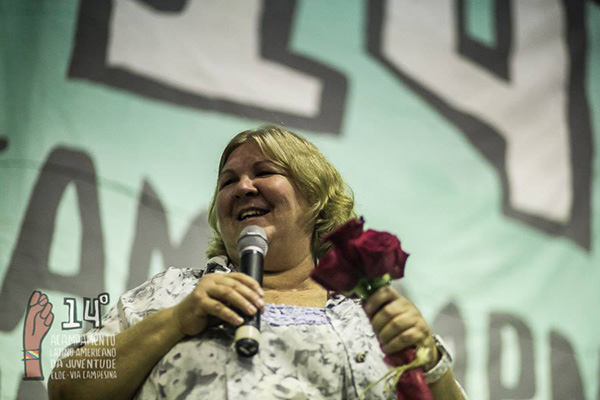Aleida Guevara aponta os desafios à juventude latino-americana