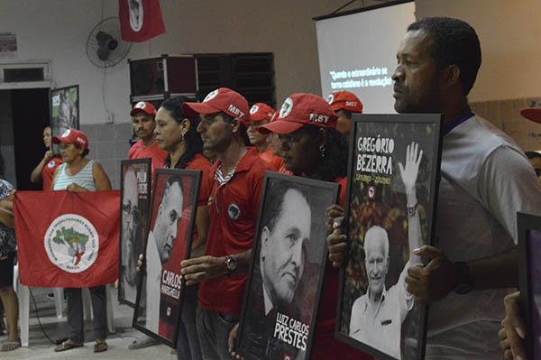 Mais de 500 pessoas participam do 28° Encontro Estadual do MST de Sergipe