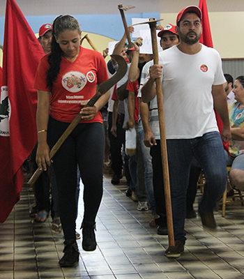 No berço de sua origem, Sem Terra comemoram 30 anos de MST no Paraná