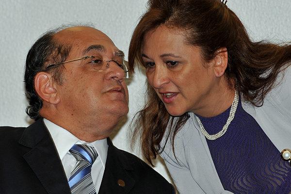 Kátia Abreu: me diga com quem andas que te direi quem és