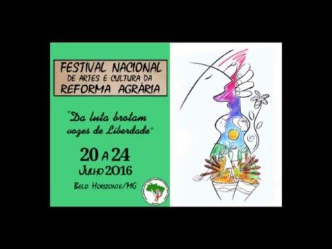 MST realiza Festival Nacional de Artes e Cultura da Reforma Agrária