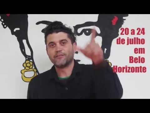 Lirinha convida para o Festival Nacional de Arte e Cultura da Reforma Agrária