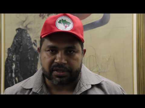 Ato contra a criminalização dos movimentos populares e em solidariedade à ENFF