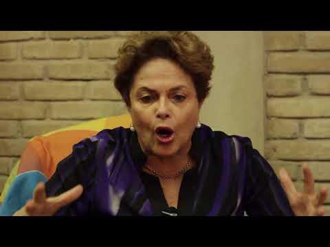 Dilma Rousseff visita a Escola Nacional Florestan Fernandes, em Guararema