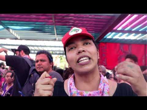 """É pela vida das mulheres! Ato """"EleNão em São Paulo"""