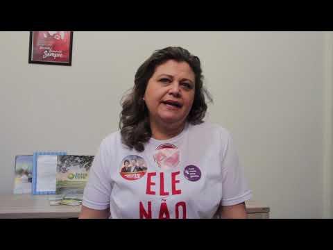 Zoia Prestes em apoio aos Sem Terrinha - Educação do campo é um direito!