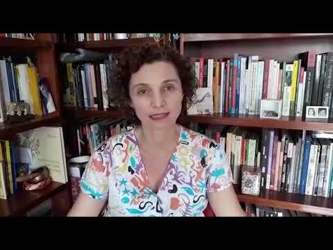 Luciana Hartmann em apoio aos Sem Terrinha - Educação do campo é um direito!_