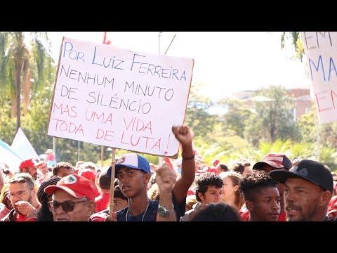 Ato em Valinhos, SP | Homenagem à Luiz Ferreira da Costa